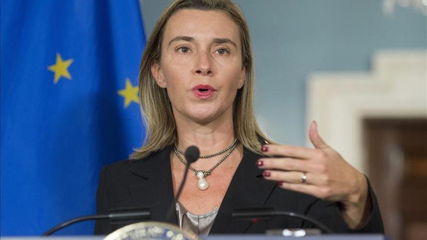 La UE pide una tregua de tres días en Debáltsevo para evacuar a civiles
