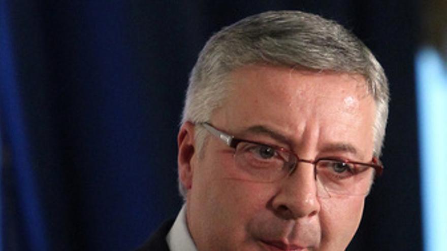 Vicesecretario general del PSOE, José Blanco