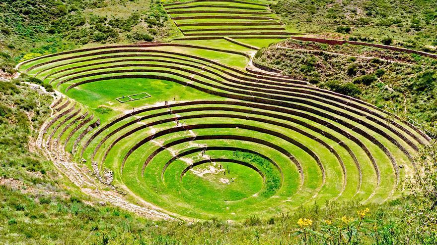 Viaje Al Corazón Del País De Los Incas