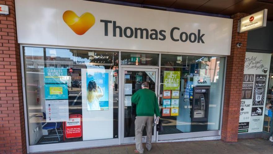 La china Fosun compra la marca Thomas Cook por 12,75 millones de euros