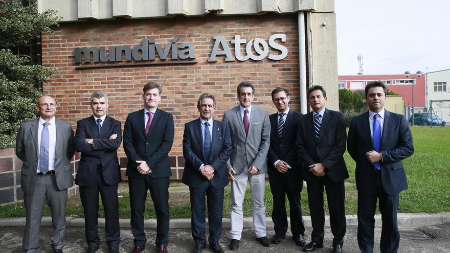 La empresa ATOS prevé cerrar el año con una facturación de 12,5 millones en Cantabria