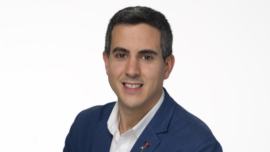 Pablo Zuloaga ha liderado la oposición del PSOE en Santa Cruz de Bezana esta legislatura.