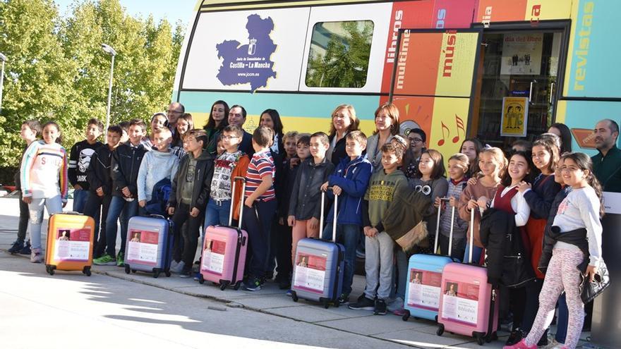 La consejera de Educación, Rosa Ana Rodríguez y la consejera de Igualdad y portavoz del Gobierno, Blanca Fernández