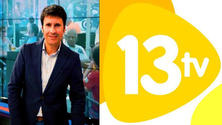 José Luis Pérez, nuevo director de informativos de 13tv