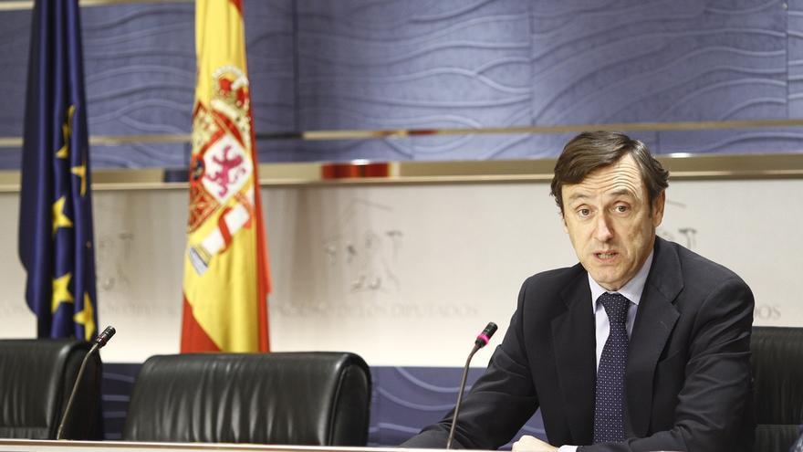 Rafael Hernando aspira a volver a encabezar la lista almeriense del PP al Congreso en las próximas elecciones