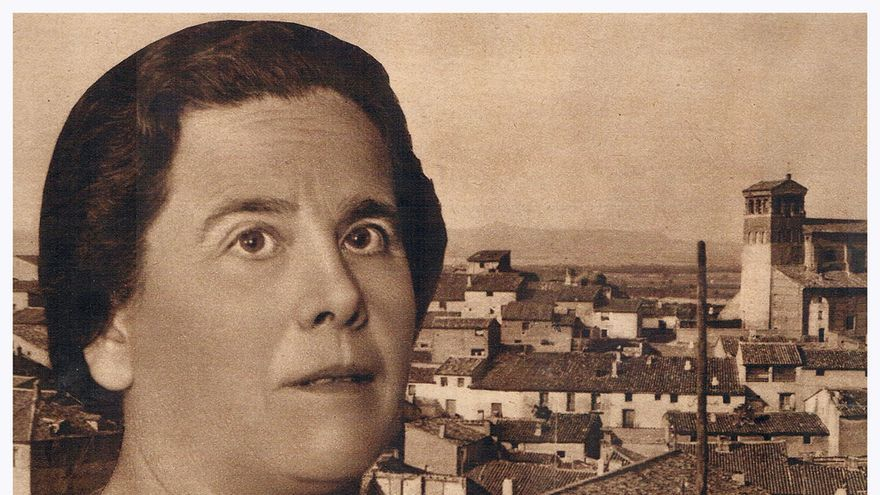 María Domínguez, primera alcaldesa de la II República, fusilada en septiembre de 1936
