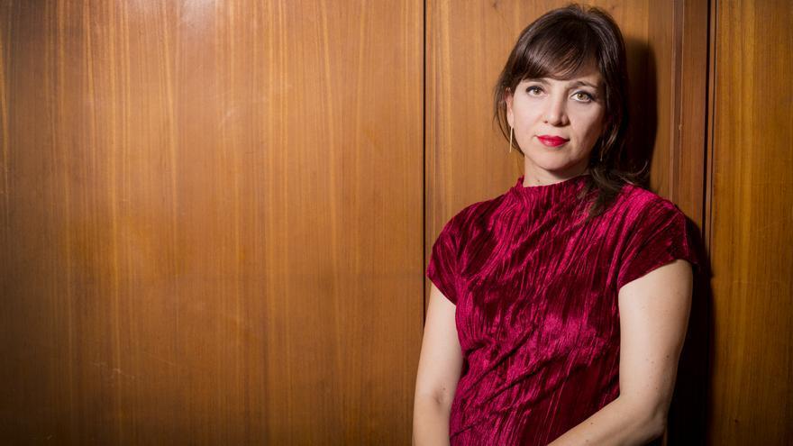 La economista Mercedes D'Alessandro.