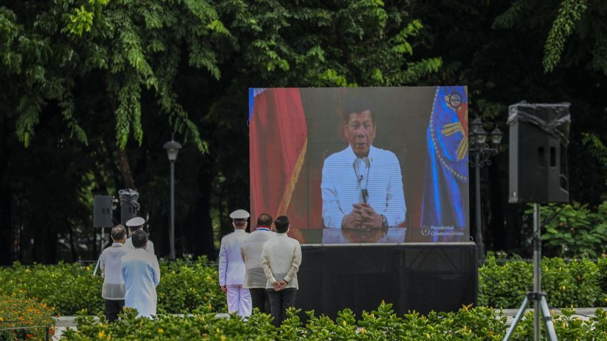 Los obispos, contra Duterte