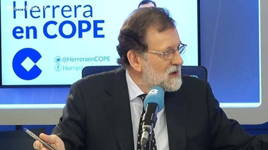 """Rajoy ve a Puigdemont y Junqueras """"inhabilitados políticamente"""" y el 21-D la gente tomará nota de sus """"mentiras"""""""