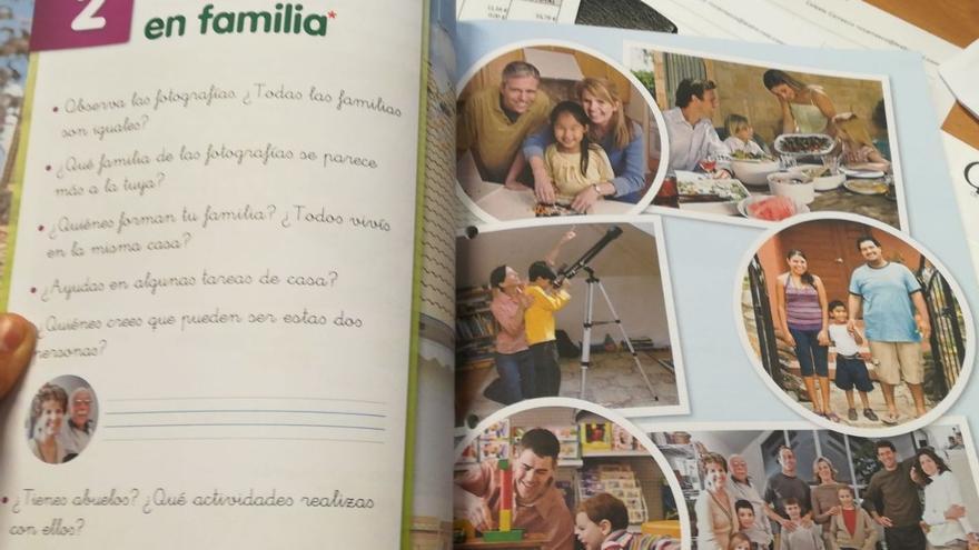 Libro de Ciencias Sociales que utilizará Tilo en 1º de Primaria