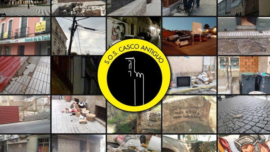 Se trata de una iniciativa de SOS CASCO ANTIGUO