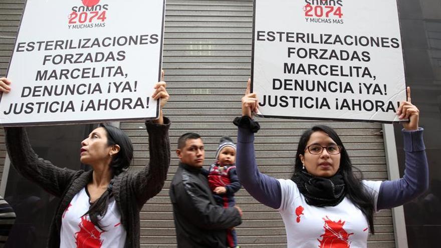 Un fiscal ordena reabrir la investigación por esterilizaciones forzadas en Perú