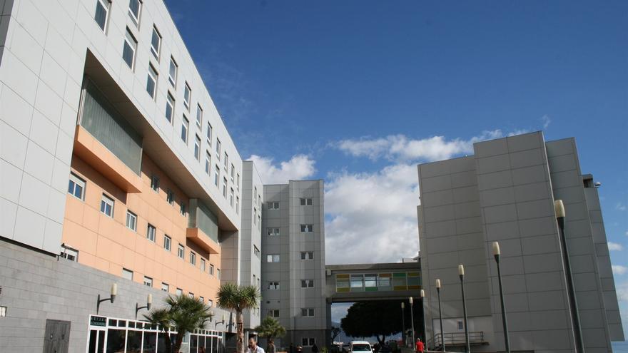 Instalaciones del centro sanitario de la Candelaria, en Santa Cruz
