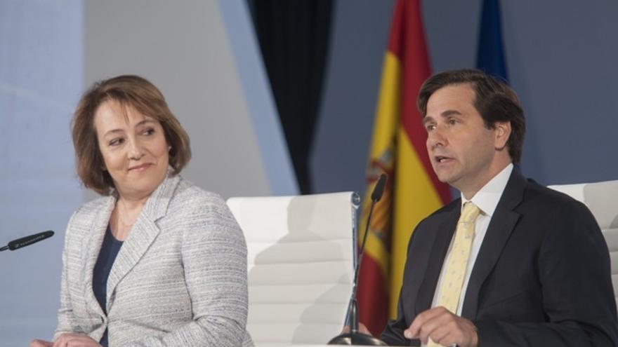 """El Gobierno destaca la """"absoluta normalidad"""" en la apertura de los colegios electorales en toda España"""