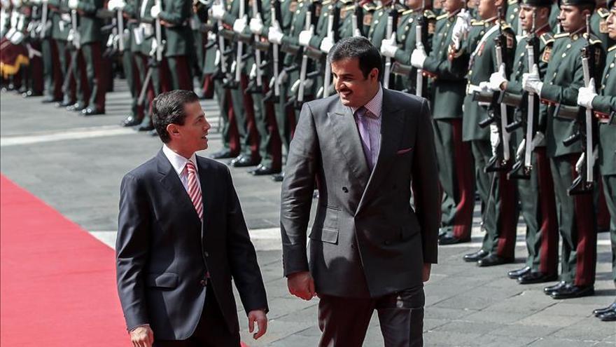 México y Catar buscan estrechar relaciones energéticas con firma de acuerdos