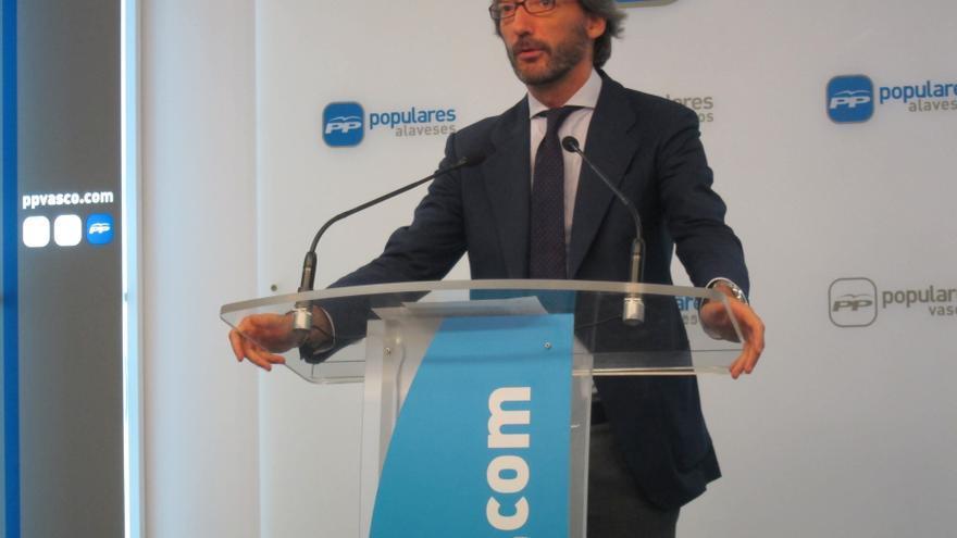 """PP vasco exige """"respeto para la mayoría social y silenciosa que quiere trabajar para sacar a este país adelante"""""""