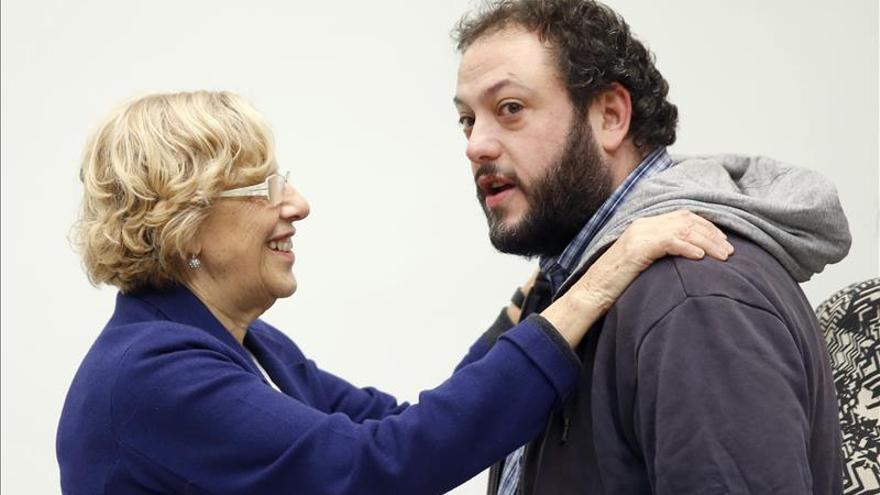 La A.Nacional ordena a Pedraz procesar a Zapata por su tuit sobre Irene Villa