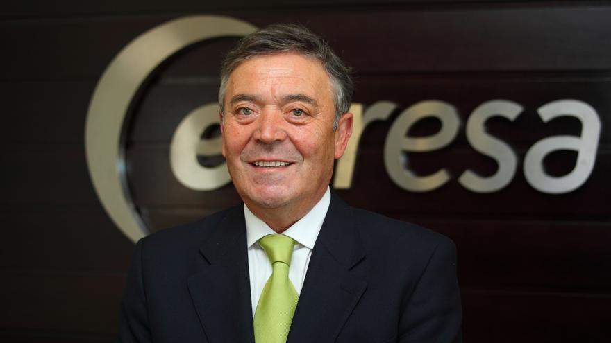 Imagen de archivo del presidente de Enresa, Francisco Gil-Ortega Rincón. Foto: Enresa