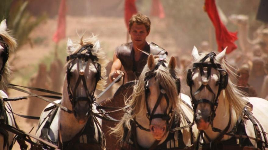 'Ben-Hur' cabalgará próximamente en Antena 3