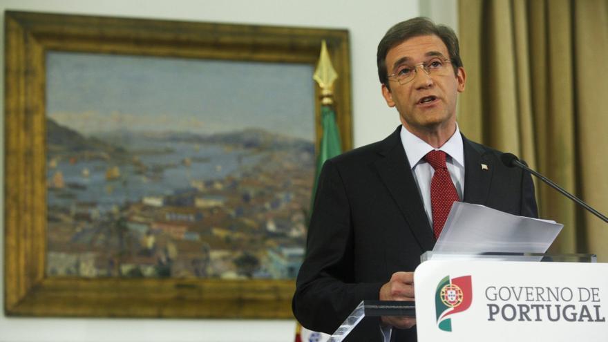 Passos Coelho da por resuelto el desacuerdo surgido con su socio de Gobierno