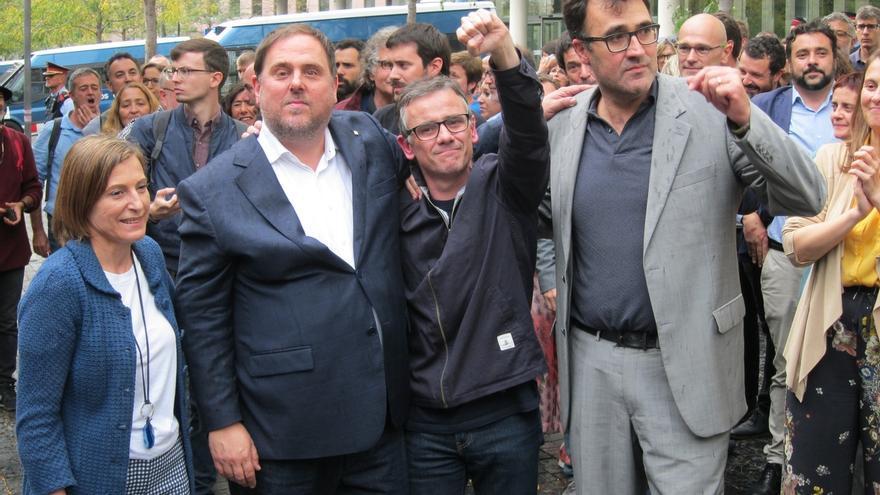Políticos presos