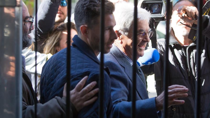 La juez confirma la fianza de 200.000 euros impuesta al futbolista Rubén Castro