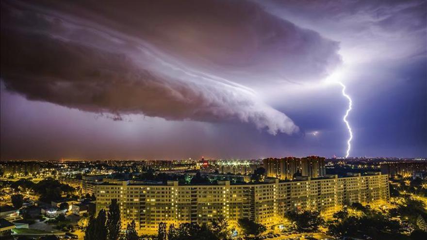 El cambio climático ha multiplicado los episodios de fuertes precipitaciones