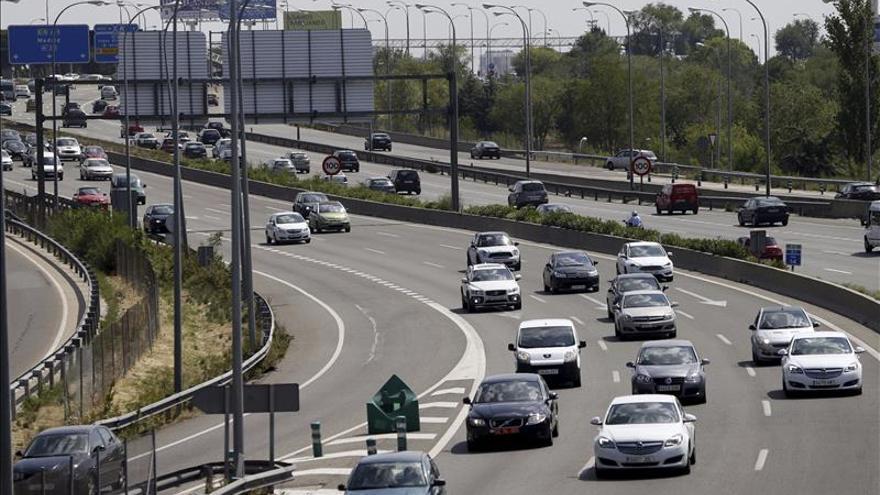Nueve muertos y tres heridos en las carreteras españolas este fin de semana