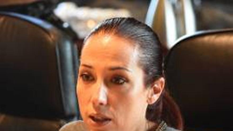 Patricia Hernández, vicepresidenta del Gobierno de Canarias.