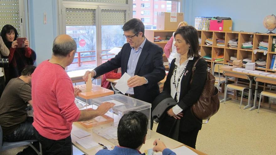 """López (PSE) confía en que la ciudadanía entienda el """"enorme poder"""" que tiene el voto para """"recuperar lo perdido"""""""