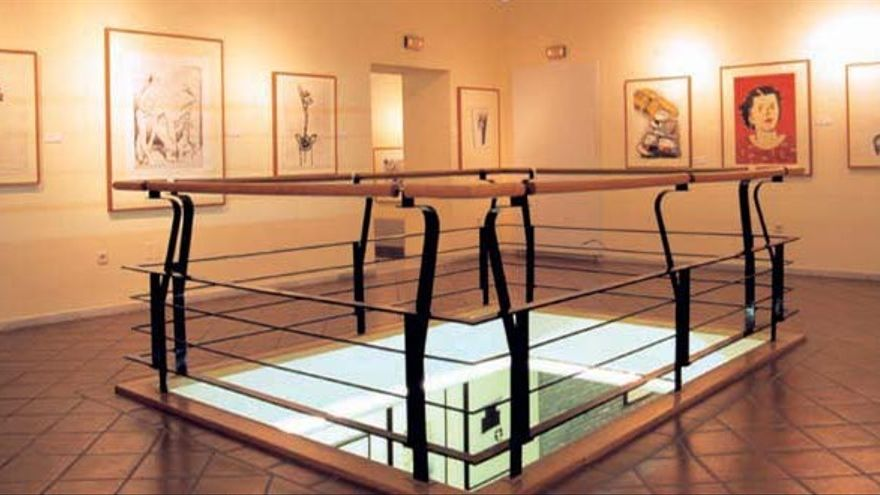 Museo del Grabado Español Contemporáneo, en Marbella   mgec.es