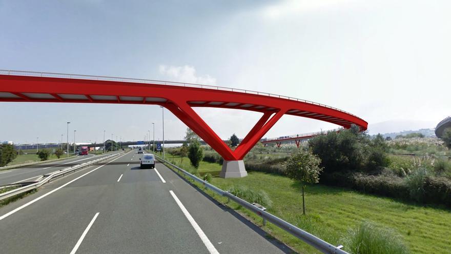 46 empresas optan a construir la pasarela peatonal y ciclable entre Nueva Montaña y Raos