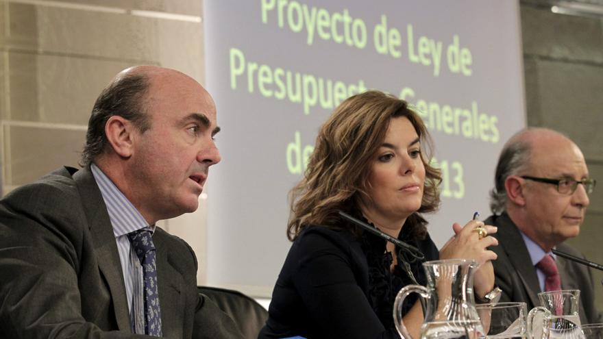 Un grupo de expertos pone en cuestión la viabilidad de los presupuestos de 2013