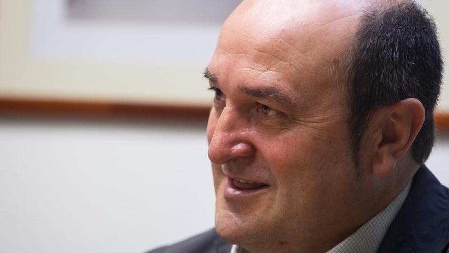 """El PNV, """"decepcionado"""" por el desarrollo de la manifestación de Bilbao"""
