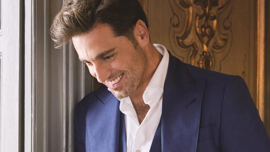 David Bustamante, en una imagen promocional