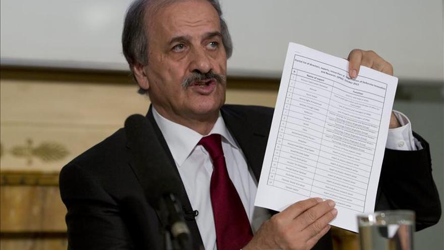 La oposición muyaidín dice que Irán tiene una nueva instalación nuclear secreta
