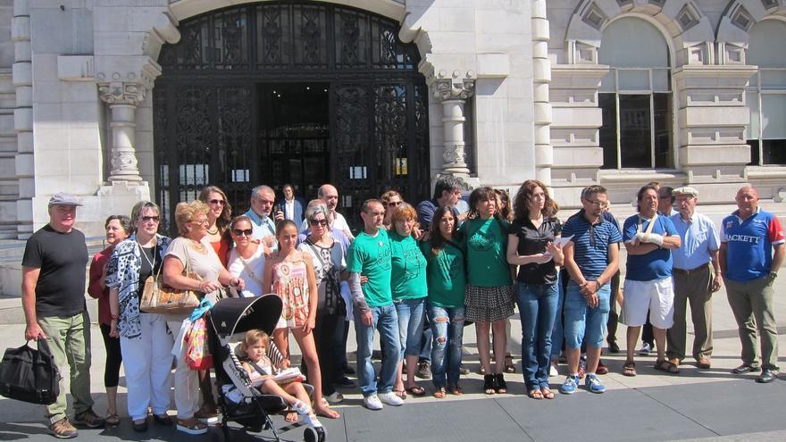 PP lleva al Parlamento una reforma de la Ley del Suelo para regular el derecho de realojo y dar solución al Pilón