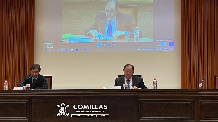 El secretario general de Instituciones Penitenciarias, Ángel Luis Ortiz, inaugura unas jornadas sobre tratamiento penitenciario