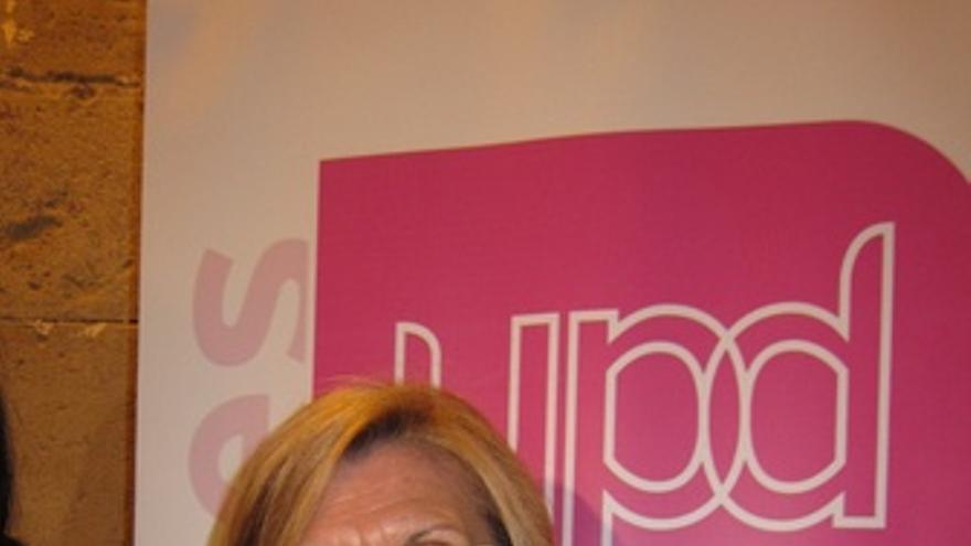 Rosa Díez, Candidata Upyd Al Congreso