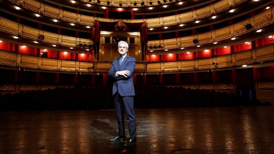 Ignacio García-Belenguer, nombrado vicepresidente de Ópera Europa