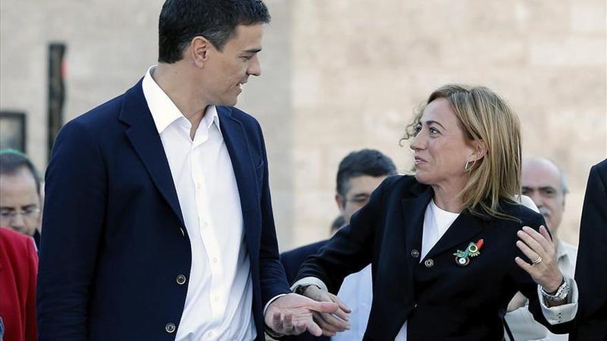 """Chacón defiende que haya primarias abiertas en el PSOE """"siempre"""""""