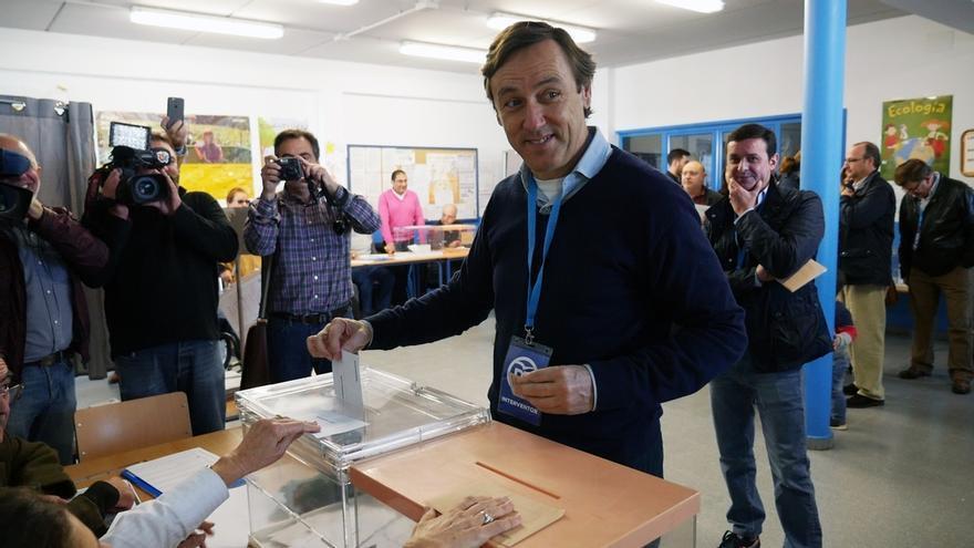 """El PP tacha de """"ocurrencia"""" de """"seudodemocracia bolivariana"""" la idea de Errejón de un presidente independiente"""