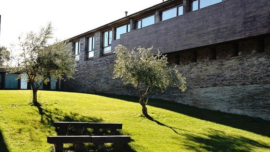 Hospedería de Monfragüe / http://www.hospederiasdeextremadura.es