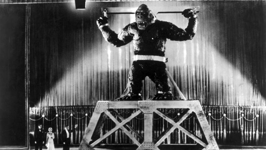 King Kong.  Merian C. Cooper - Ernest B. Schoedsack (1933).
