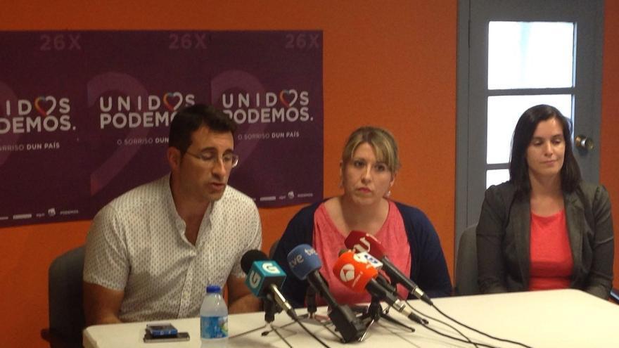 Podemos Galicia apura sus asambleas provinciales e inicia contactos con los partidos de En Marea para abrir la coalición