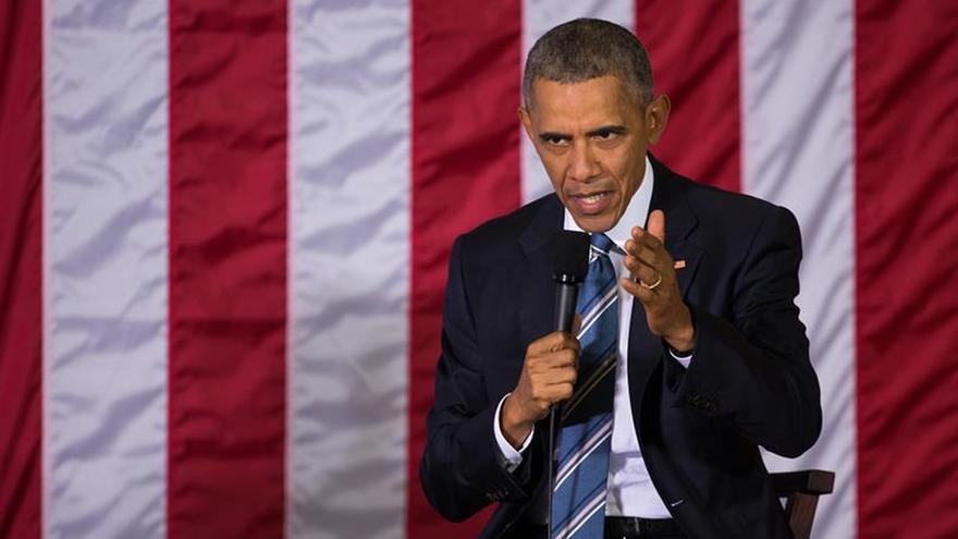 Obama urge a la unidad contra el terrorismo tras los atentados de Bruselas