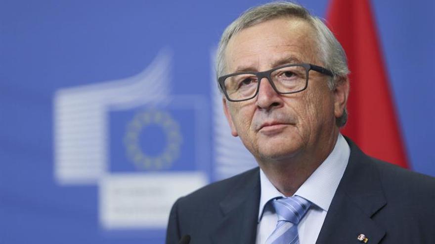 Juncker advierte de que no habrá ninguna nueva negociación con Reino Unido
