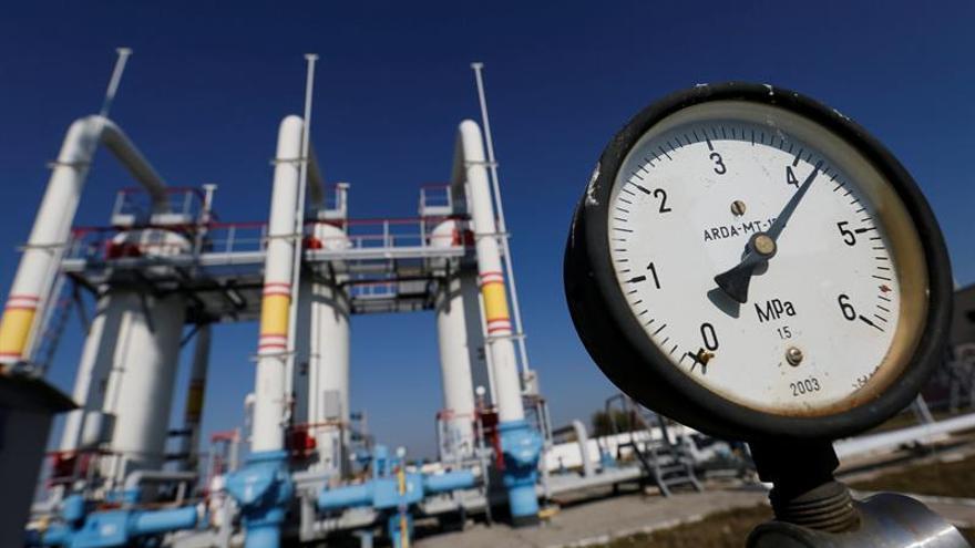 Naftogaz exige a Rusia un pago de 5.000 millones por sus pérdidas en Crimea