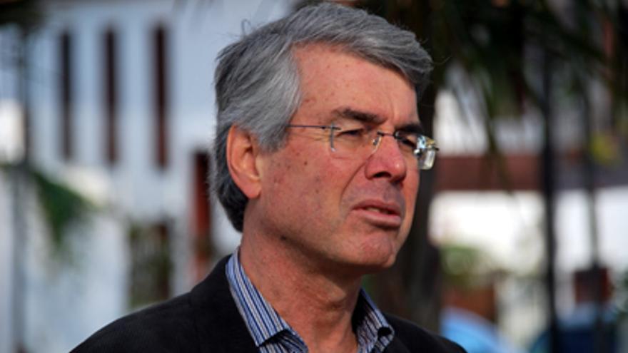 El alcalde de Tacoronte (CC), Álvaro Dávila.