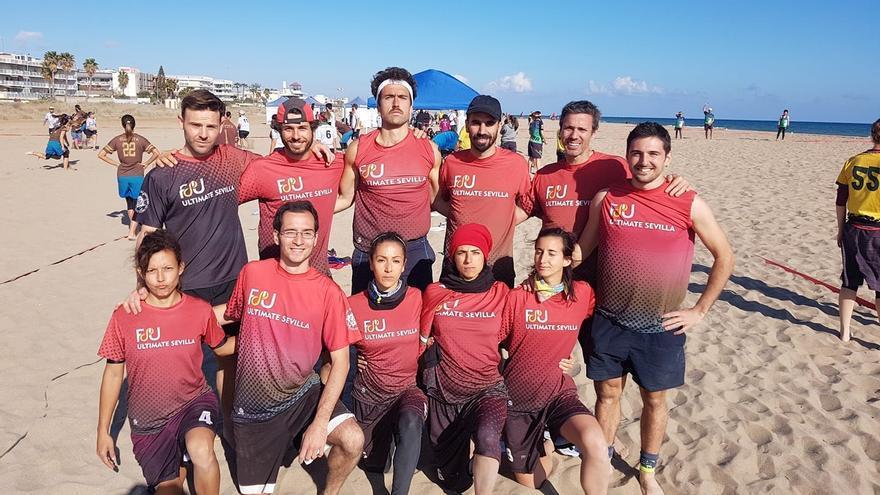 Ultimate Frisbee: Campeones de Segunda división